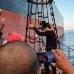Kapal Tangki Iran Dibebaskan Selepas Memasuki Perairan Indonesia Tanpa Permit