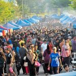 Peniaga Positif Covid-19, Dua Bazar Ramadan Diarah Tutup