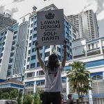 Fahmi Reza Hadir Beri Sokongan Terhadap Fahmi Fadzil