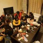 Penjawat Awam Antara 13 Ditahan Dalam Parti Liar Dan Dadah