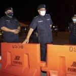 Lebih 500 Kenderaan Di Sempadan Kelantan Diarah Berpatah Balik