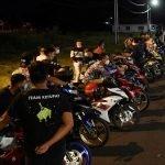 Lebih 200 Saman Dikeluarkan Kepada 156 Penunggang Motosikal
