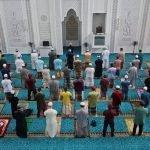 Orang Ramai Harap SOP Di Masjid Tidak Diperketat