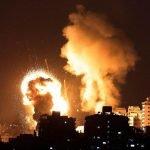 20 Maut Dalam Serangan Udara Israel Ke Atas Gaza