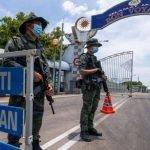 Cuba Ceroboh Sempadan, Pasangan Suami Isteri Ditahan