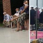 Gara-gara Solat Berjemaah Di Surau, 37 Jemaah Dikompaun Ingkar SOP