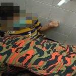 Kaki Tersangkut Pada Lubang Tandas, Kanak-Kanak Lelaki Terpaksa Tahan Sakit Selama 30 Minit