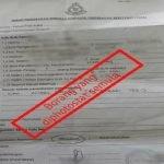Warga Asing Beli Surat Rentas Negeri Palsu RM 200