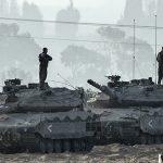 Pihak Israel Lancar Serangan Ke Gaza Dari Pelbagai Arah