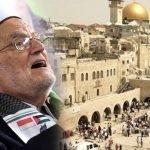 Ini KATA PEDAS Imam Besar Masjid Al-Aqsa Yang Buat Jutaan Umat Islam TERKEDU