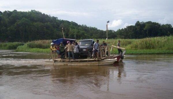Sanggup Dayung Perahu Untuk Pulang Ke Kampung Halaman