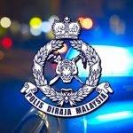 Anggota Polis Tendang Pengawal Keselamatan Ditahan