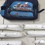 Sorok Syabu Dalam Beg Sekolah Kanak-Kanak, Empat Individu Ditahan