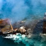 Kapal Kargo Bawa Bahan Kimia Tenggelam Di Sri Langka