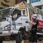Misi Kemanusiaan PaIestln Berjalan Dengan Lancar, Ebit Lew Bakal Pulang Ke Malaysia