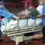 Bomba Turut Bantu Pesakit Wanita Seberat 300KG Pindah Hospital