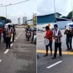 Menari Iringi Mayat Di Jalanan, Sekumpulan Individu Dalam Buruan Polis