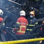 Warga Emas Sempat Telefon Anak Minta Tolong Sebelum Ditemukan Rentung Dalam Kebakaran