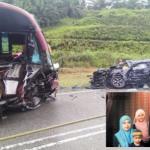 3 Beranak Maut Dalam Kemalangan.
