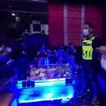 Padah Ingkar PKP, 21 Ditahan Adakan Pesta Hari Jadi Di Pusat Hiburan