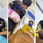 Suami Isteri Berdepan Detik Cemas, Bayi Baru Lahir Tertukar Di Hospital