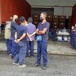 Tiga Pekerja Kilang Getah Positif Covid-19