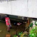 Mayat Kanak-kanak Hilang Ketika Mandi Sungai Ditemui Di Bawah Jambatan