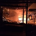 Enam Sekeluarga Tinggal Sehelai Sepinggang, Rumah Didiami Terbakar