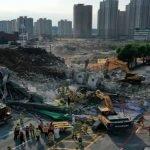 Sembilan Maut Dalam Insiden Bangunan Runtuh Di Korea Selatan