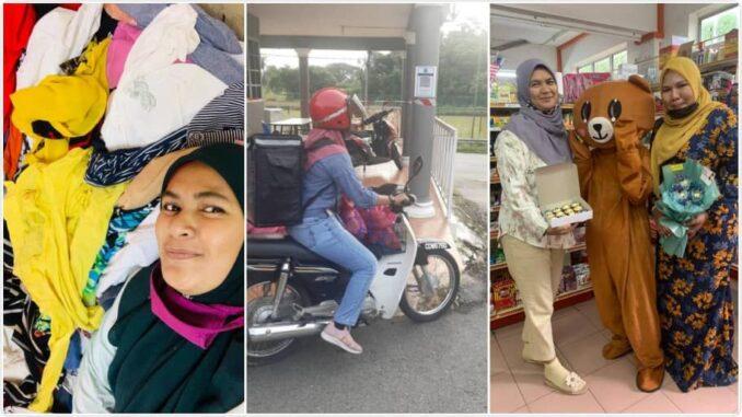 Wanita Bekerja 15 Jam Sehari Demi RM50-RM80 Untuk Anak-Anak