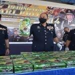 Dua Lelaki Ditahan Sorok dadah RM6.43 Juta Dalam Kereta Mewah