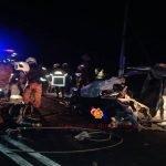 Isteri Terbunuh Manakala Suami Parah Dalam Kemalangan