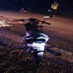 Penunggang Motosikal Maut Dipercayai Langgar Kerbau