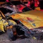 Dua Lelaki Maut, Tiga Cedera Dalam Kemalangan