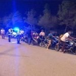 Padah Konvoi Motosikal, Sembilan Remaja Dikompaun