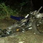 Dua Lelaki Maut, Motosikal Bertembung Dengan Lori