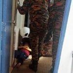 Budak Lelaki 8 Tahun Hadapi Detik Cemas Apabila Ular Tedung Masuk Dalam Baju