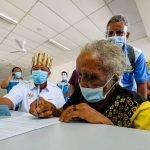 Tok Batin Kini Ikon Vaksin Kepada Masyarakat