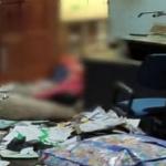 Lelaki Maut Ditembak Selepas Cuba Serang Polis Dengan Pedang.