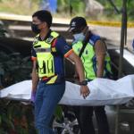 Bekas Ketua Bahagian MCA Ditembak Mati Oleh Jiran.