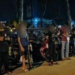 Tujuh Remaja Bawah Umur Ditahan 'Merempit ' Hari Pertama PKPD