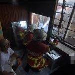10 Rumah Atas Air Musnah Dalam Kebakaran Di Kota Kinabalu