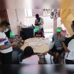 Empat Individu Dikompaun RM1,500 Ketika Leka Berjudi Di Dapur
