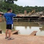 Buruh Ditemui Lemas Ketika Cuba Seberang Sungai Abai
