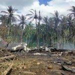 45 Maut Dalam Nahas Babitkan Pesawat Tentera Filipina