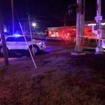 Tragis! Selepas Kehilangan Saudara, Dua Lelaki Pula Maut Dilanggar Kereta Api Di Lokasi Sama