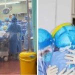 Luahan Doktor Buat Ramai Sebak, Sudah Tidak Mampu Selamatkan Pesakit Muda Covid-19