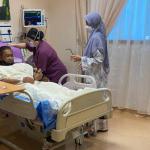 DS Takiyuddin Hassan Masuk Hospital, Jalani Pembedahan Jantung