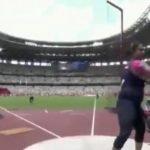 Bila Atlet Olimpik Ni Melontar, Apa Yang Berlaku Selepas Tu Buat Ramai Kaget