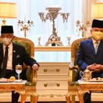 Agong & Sultan Perak Zahir Pandangan Kemelut Politik Berlarutan Ganggu Pentadbiran Negara